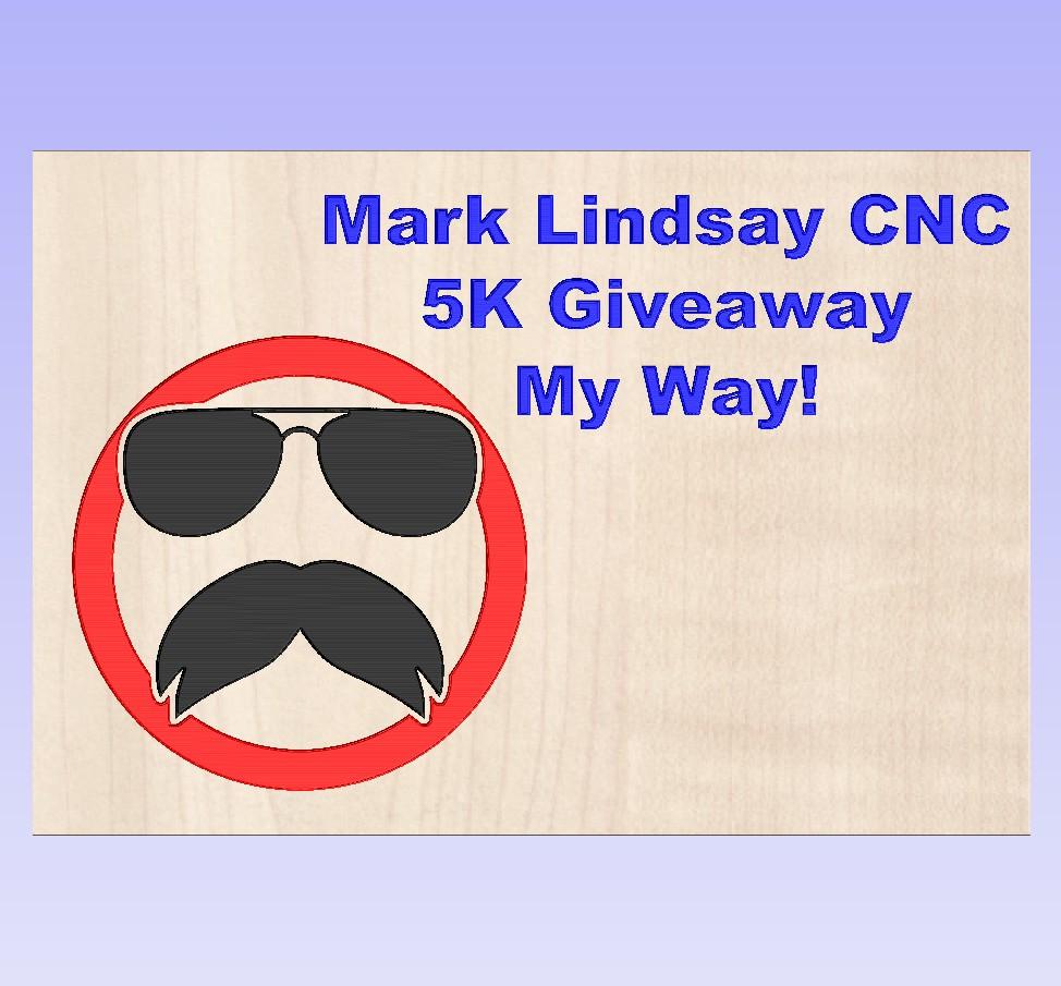 5K Giveaway My Way