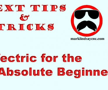 Vectric Software for the Absolute Beginner – Part 13
