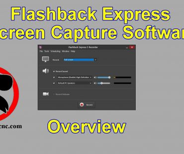 Flashback Express Screen Capture Software Overview