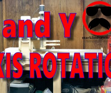 X and Y Axis Identification and Rotation