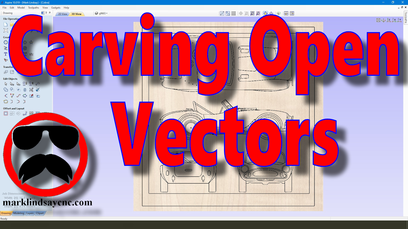 Vectric Software for the Absolute Beginner – Part 40